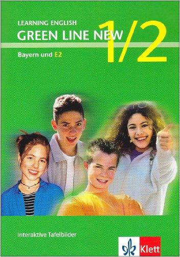 Green Line NEW Bayern und E2: Lehrwerksbegleitende Materialien zu Green Line NEW Bayern und E2 für das Whiteboard. CD-ROM 1. Lernjahr / 2. Lernjahr (Green Line NEW E2)
