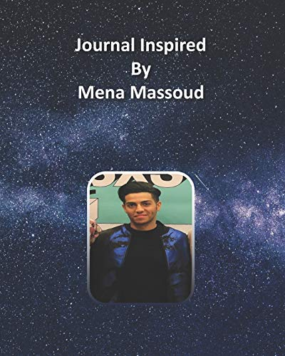 Journal Inspired by Mena Massoud