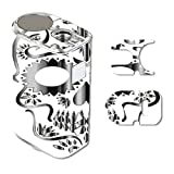 Decal Sticker Skin WRAP Skull Art Artwork Design Printed Image for Eleaf iStick 10W Mini