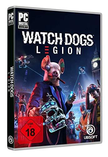 Watch Dogs Legion Standard Edition   Uncut - [PC]