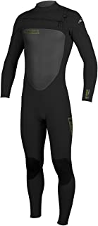 O'Neill Wetsuits Youth 5/4 mm Superfreak F.U.Z.E. Zip Full Suit