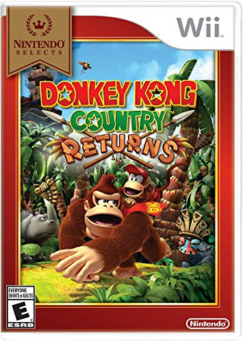 Donkey Kong Country Returns Official Cheats,Tips,Moves Guide (English Edition)