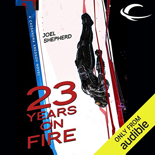23 Years on Fire     Cassandra Kresnov, Book 4              By:                                                                                                                                 Joel Shepherd                               Narrated by:                                                                                                                                 Dina Pearlman                      Length: 19 hrs and 15 mins     24 ratings     Overall 4.8
