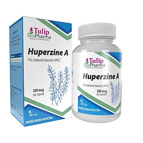 Huperzine A 120 Gélules x 250 mcg Nootropic Brain...