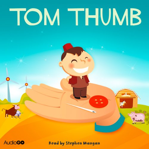 Tom Thumb audiobook cover art