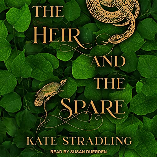 The Heir and the Spare cover art