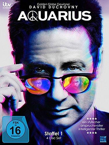 Aquarius - Staffel 1 [4 DVDs]