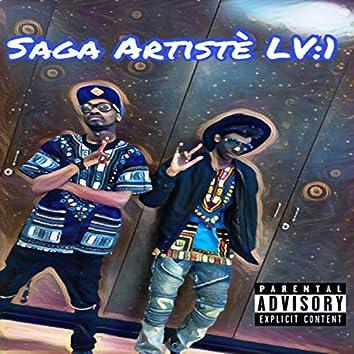 Saga Artiste Level 1