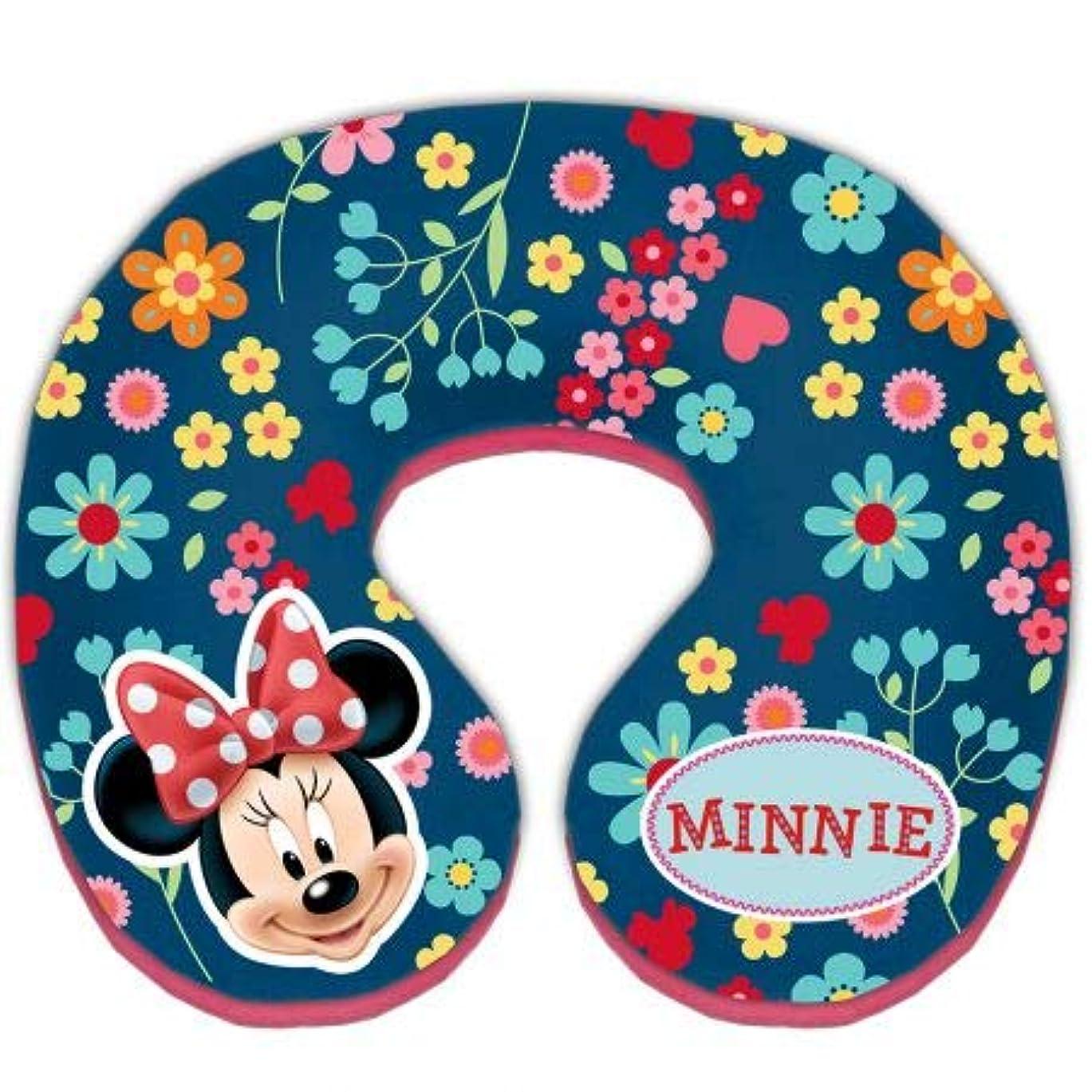 部あいまいさ暴行Disney Minnie-Mouse ディズニー ミニーマウス 携帯枕 首枕 ネックピロー ネッククッション 子供用 6030 [並行輸入品]