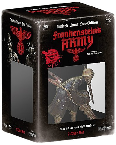 Frankenstein's Army - Limited Uncut Fan-Edition [DVD + Blu-ray] [Limited Edition]