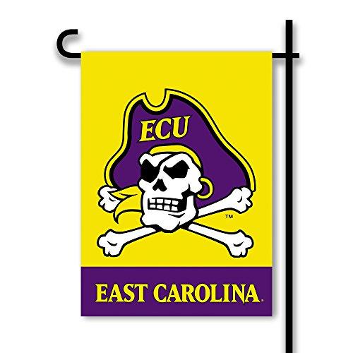 NCAA East Carolina Pirates 2-Sided Garden Flag