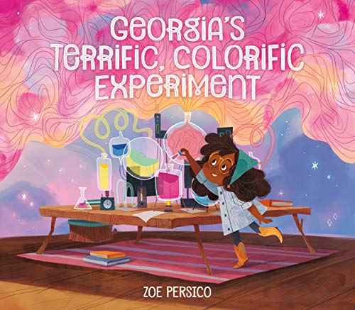 Georgia's Terrific, Colorific Experiment