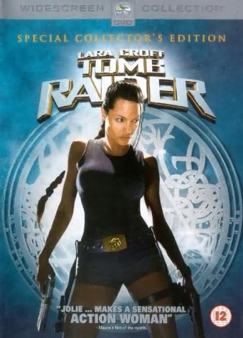 Lara Croft Tomb Raider -- Special Collector's Edition [DVD] [2001] by Angelina Jolie
