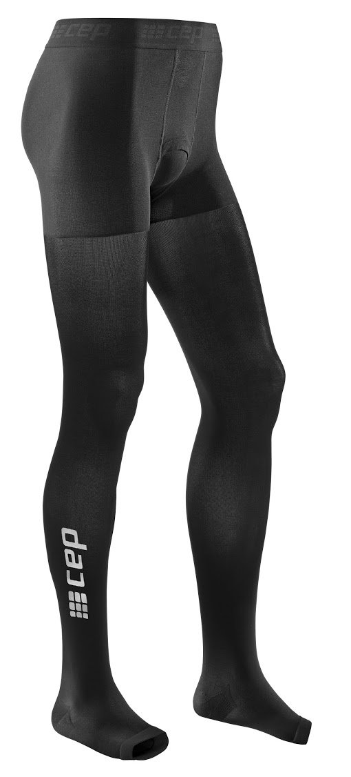 CEP Recovery Compression Tights Black