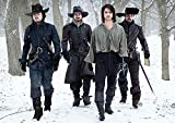 Musketeers The 49cm x 35cm 20inch x 14inch TV Show Waterproof Poster *Anti-Fading* 7WP/185997923