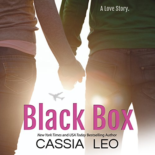 Black Box audiobook cover art