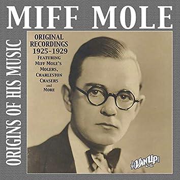 Miff Mole: Origins of His Recordings 1925–1929
