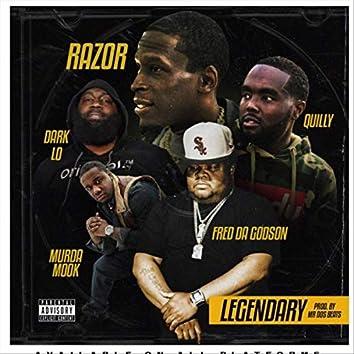 Legendary (feat. Dark Lo, Murda Mook & Fred da Godson)
