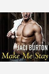 Make Me Stay: Library Edition (Good Hope Novels) CD