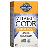 Garden of Life Vitamin Code Perfect Weight Multivitamin for Women and Men, Healthy Active...
