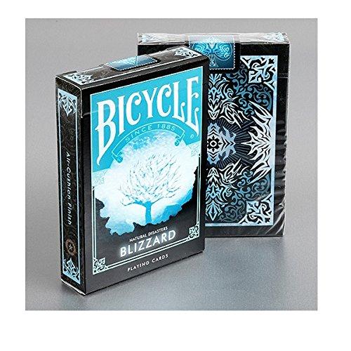 Tavoloverde Kartenspiele Bicycle - Natural Disasters Kartenspiele - Blizzard