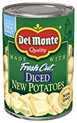 Tender and hearty diced potatoes Harvested at the peak of ripeness Packed with essential nutrients Delicious fresh flavor Grown in the United States