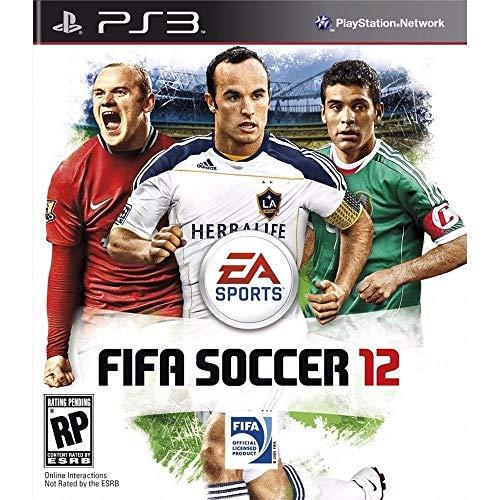 Game FIFA Soccer 12 - PS3 - Warner Bros Games