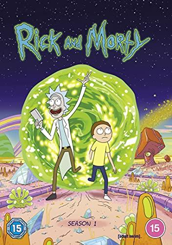 Rick and Morty: Season 1 [DVD] [2013]