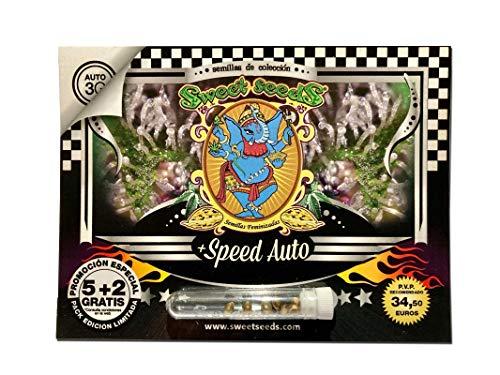 Sweet Seeds + Speed Auto Sws27 - Semillas De Colección (5 Semillas +2 Gratis)