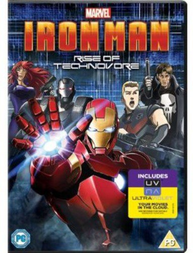 Iron Man: Rise of Technovore [UK Import]