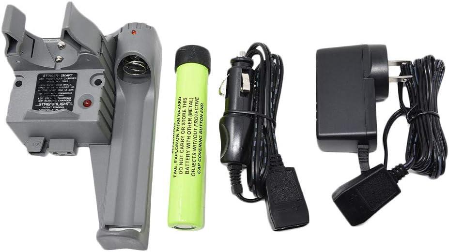 Finally resale start STREAMLIGHT Stinger PiggyBack Smart with Holder Battery Charger Year-end gift