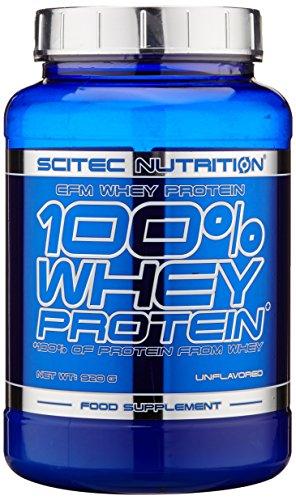 Scitec Nutrition Protein Whey Protein, Geschmacksneutral, 920g