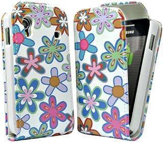 Net-case cover Samsung s5830 Galaxy Ace azul claro Funda protectora cáscara bolsa estuche