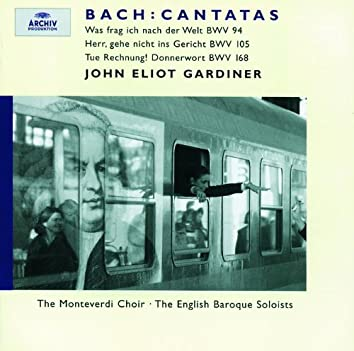 J.S. Bach: Cantatas for the 9th Sunday after Trinity
