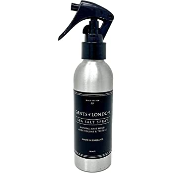 Gents of London Sea Salt Spray Professional Hair Styling