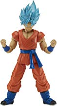 Dragon Ball- Figura Deluxe Super Saiyan Blue Goku (Bandai 35863)