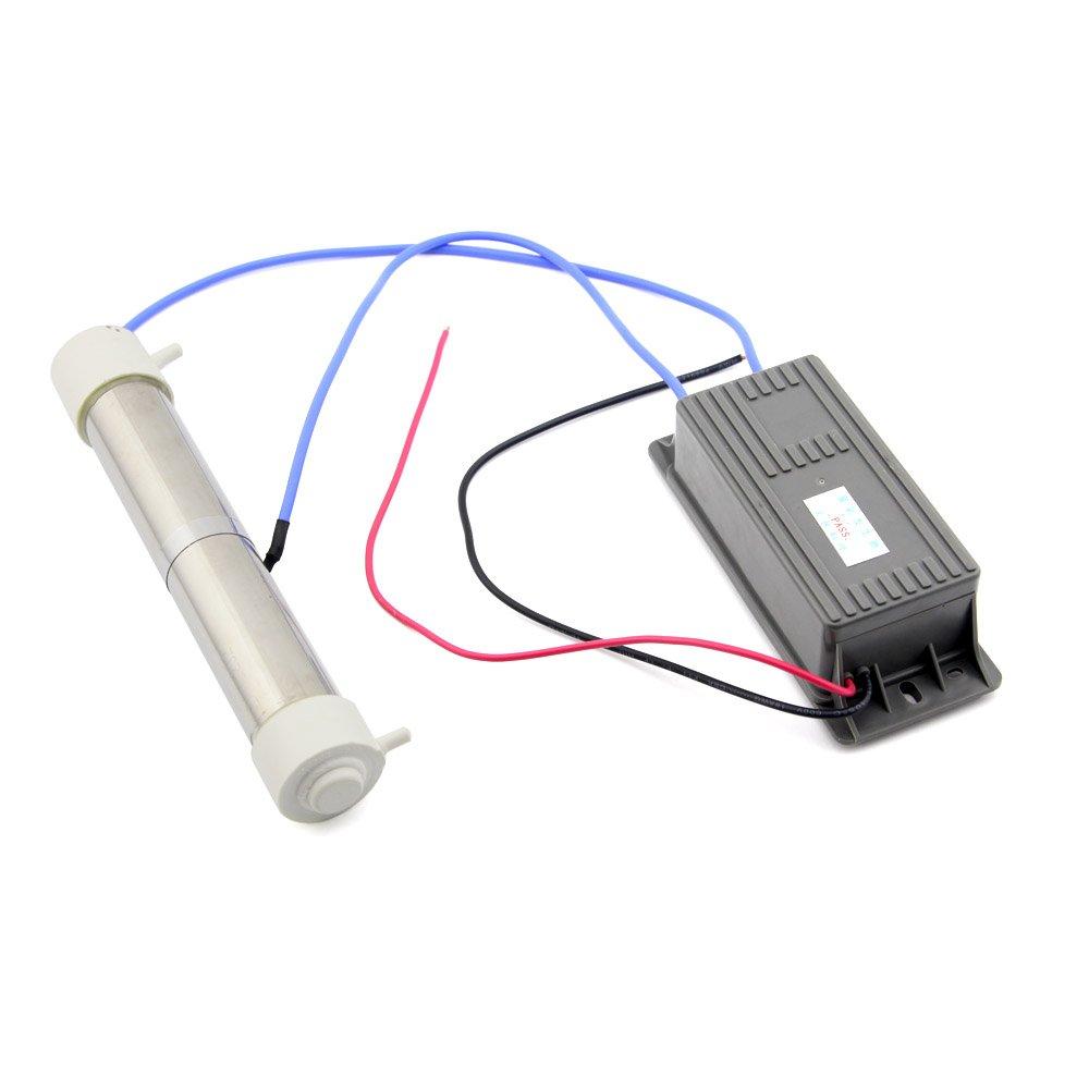 Owfeel (TM) 3 G/H Water Air Purifier cuarzo tubo Ozone Generator ...