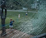 Clear Safety & Security Window Film (Anti Shatter Glass Protection) (76cm x 5 Metre)