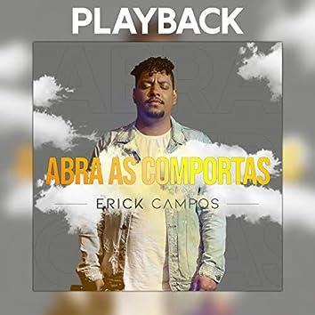 Abra as Comportas (Playback)