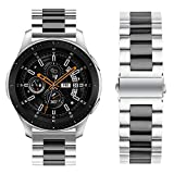 Oitom Stainless Steel Bands for Samsung Galaxy Watch 46mm Galaxy...