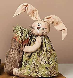 Honey and Me Logan The Gatherer Easter Bunny Doll