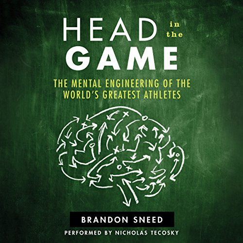 Head in the Game audiobook cover art