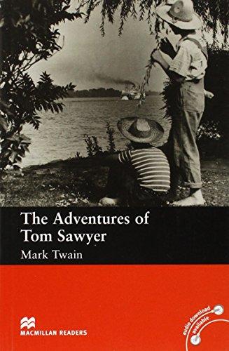 Macmillan Readers Adventures of Tom Sawyer The Beginner Readerの詳細を見る