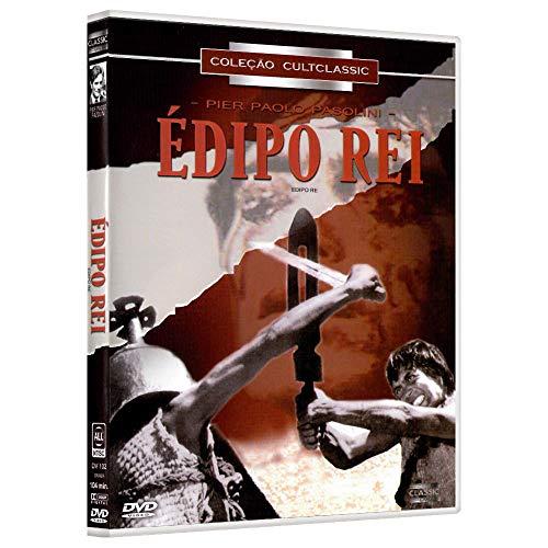 Dvd Édipo Rei - Pier Paolo Pasolini