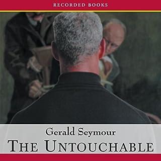 The Untouchable audiobook cover art