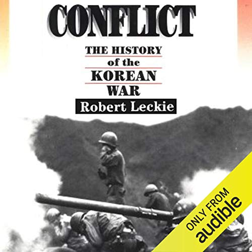 Conflict cover art