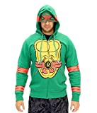 Teenage Mutant Ninja Turtles I Am Raphael Costume Zip Hoodie Size Medium Color Raphael