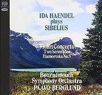 シベリウス, ウォルトン - ヴァイオリン協奏曲(HB)