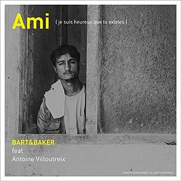 Ami (Je suis heureux que tu existes) [feat. Antoine Villoutreix] - Single (feat. Antoine Villoutreix)