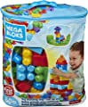 Mega Bloks Classic Big Building Bag - in 60 Or 80 Pieces